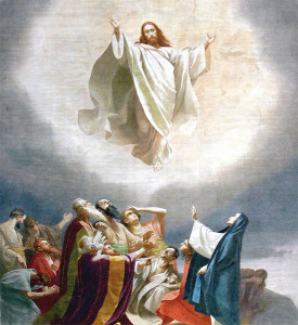 ascensione di Gesu